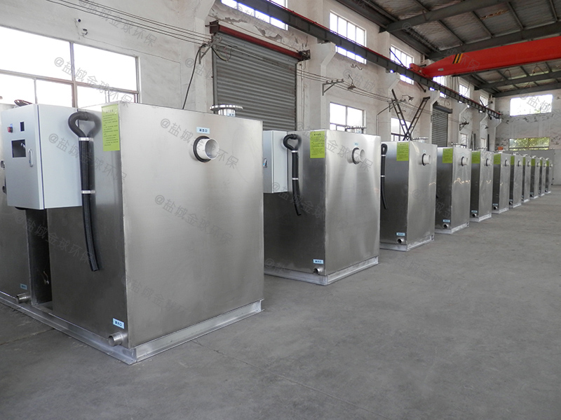小区大地下室智能化成套隔油提升设备市场前景