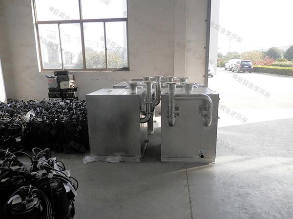 工程地下室中小型智能化气浮油水分离器价格