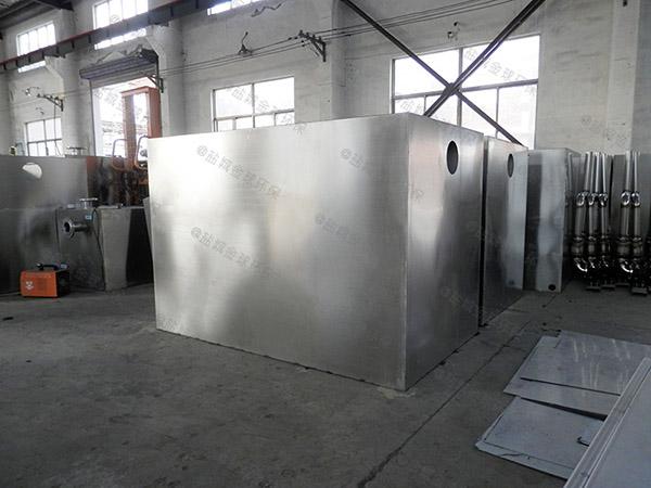 商家大型地上式移动式油水分离器隔渣池厂家中哪个比较好