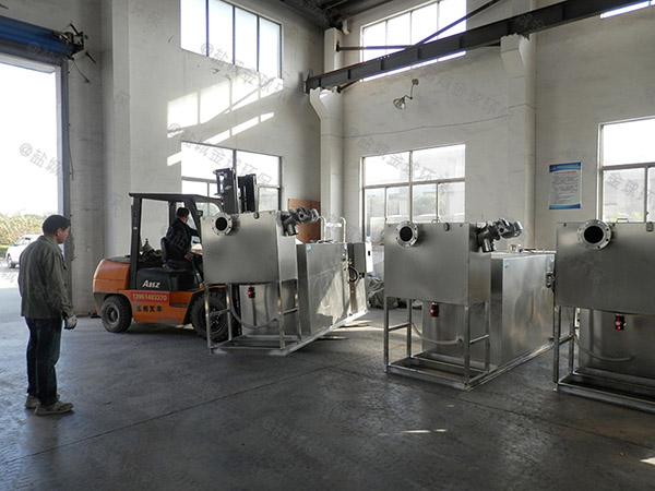 商用埋地智能型油水分离净化器哪里能买到