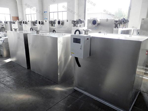 居家用埋地式分体式污水隔油提升设备产业市场