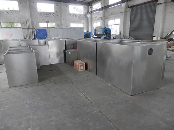 厨用大多功能排水隔油设备材料
