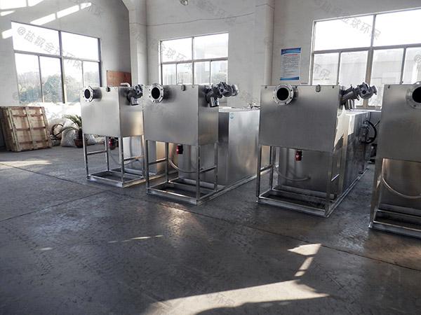 户外中小型地面自动化强排油水分离器改造公司
