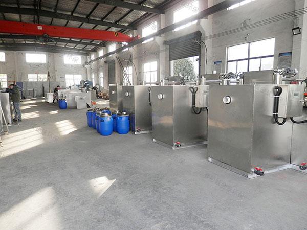 中餐地面移动水油分离装置供应商