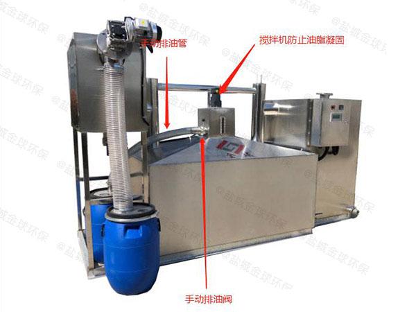 商业地上移动式油水处理设备出厂价格