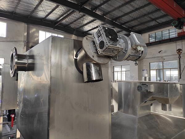 怎么找火锅专用500人电加热油水分离处理装置