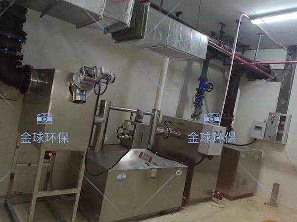 商用地上式全自动智能型隔油设备出厂价格