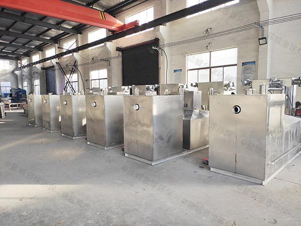 购买商场环保地埋油水分离过滤设备