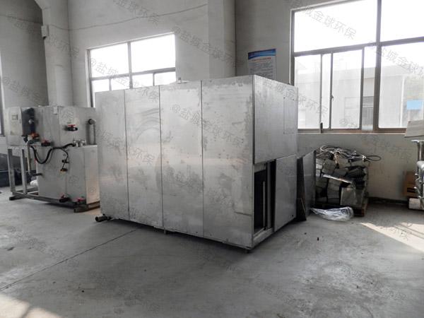 提供家用1000人斜板一体式隔油池