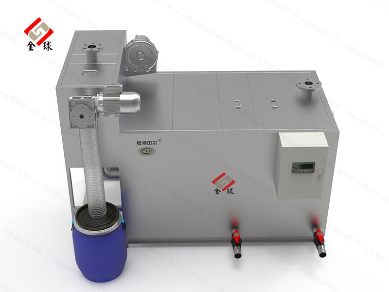 滨海GBOS-R一体化隔油设备