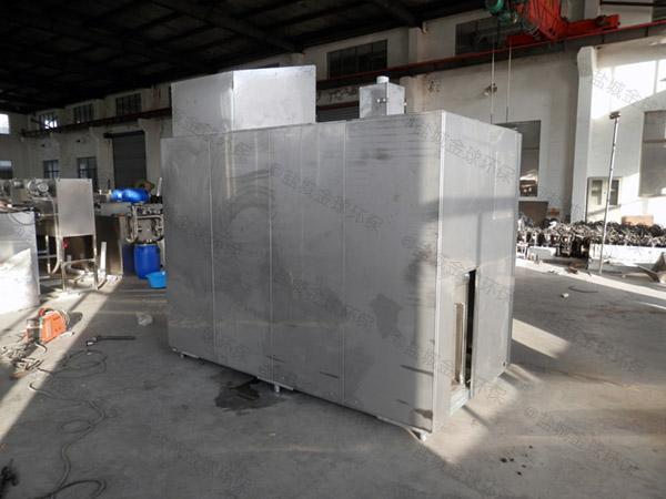 大型5吨智能厨余垃圾减量处理机器优缺点