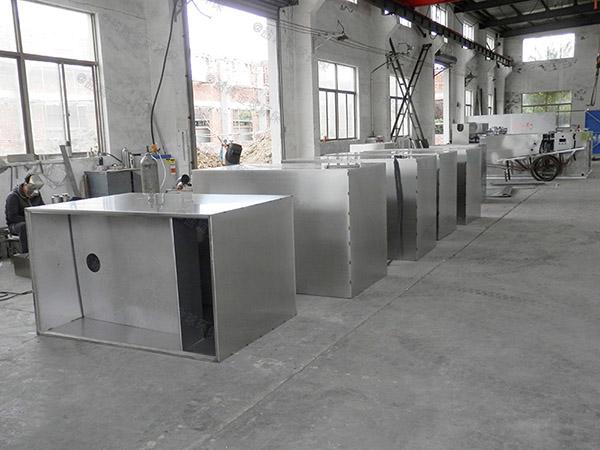 餐饮厨房地埋隔悬浮物污水处理隔油设备价格表