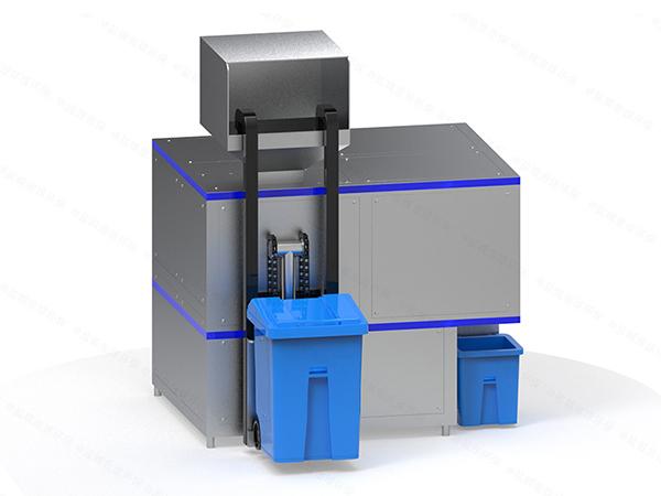 10吨智能化厨余湿垃圾处理机排名