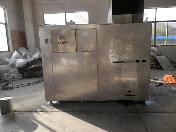 微型机械式餐厨湿垃圾处理器供应商