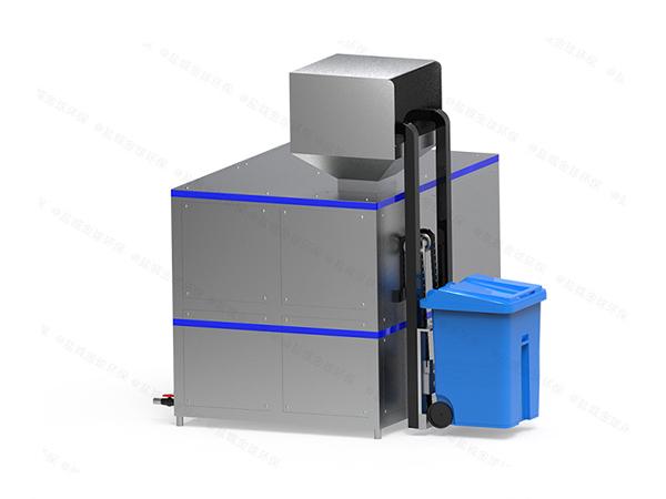 10吨全自动餐厨垃圾脱水机供应