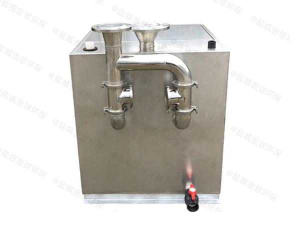 厨房多用途污水提升器工作时间