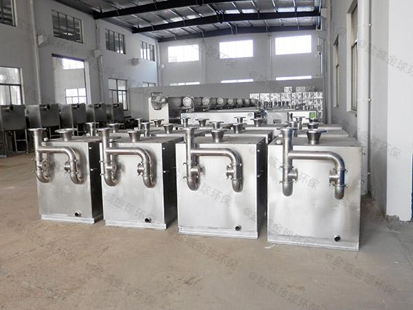 茶水间外置泵反冲洗型污水排放提升设备制造厂家