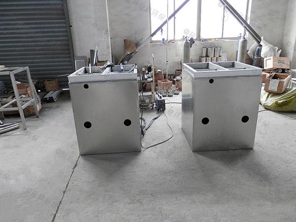 厕所自动污水处理提升器的接法