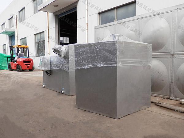 卫生间单泵污水排放提升设备下水井