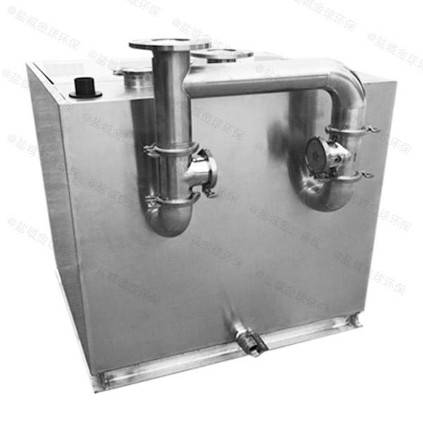 卫生间外置泵反冲洗型污水处理提升器下水井