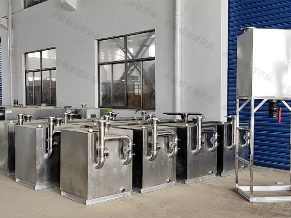 家庭用侧排污水处理提升器对别墅地下室的影响