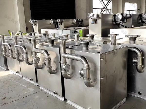 别墅外置式污水排放提升设备接口介绍