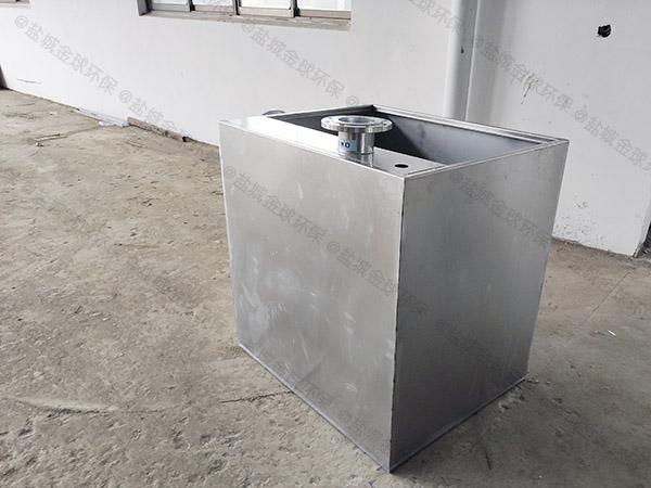 商场自动污水提升处理器排污阀