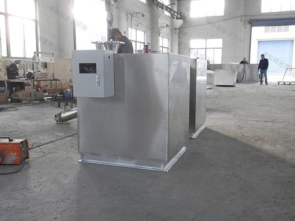 侧排式马桶外置泵反冲洗型污水提升装置故障