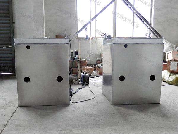 别墅地下室公用污水提升器装置的安装方法