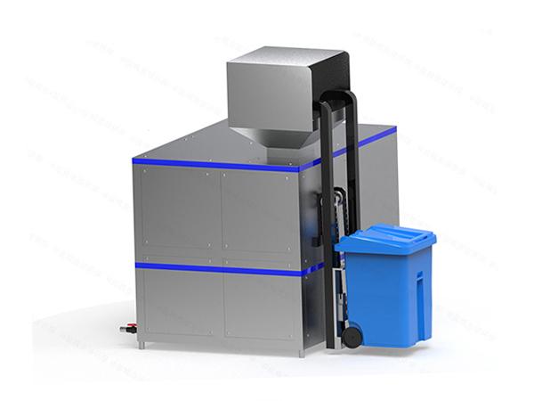 大中型自动化餐饮垃圾处理整套设备技术标准