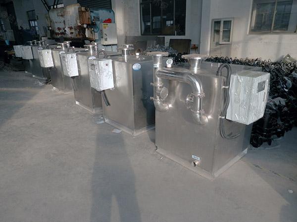 别墅用一体式污水提升器总代理