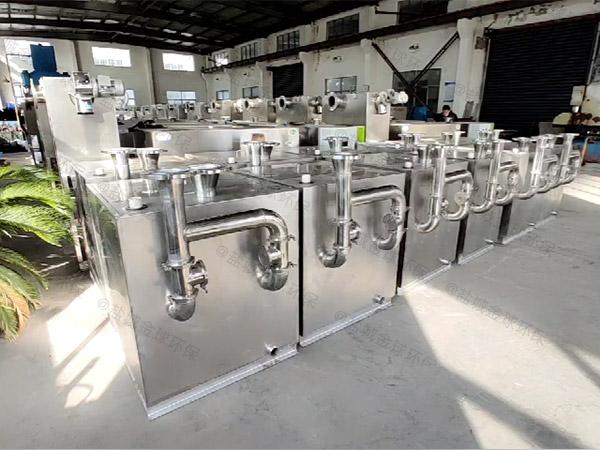 别墅专用密闭式自动排渣污水提升器装置堵塞的原因及解决方法