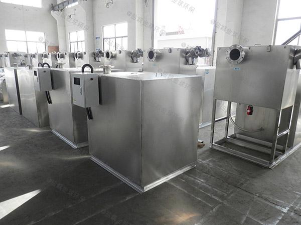 商场地下室自动污水提升装置冲不干净