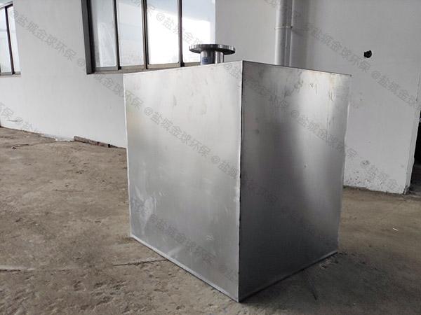 商场地下室一体式污水提升器设备需要通气