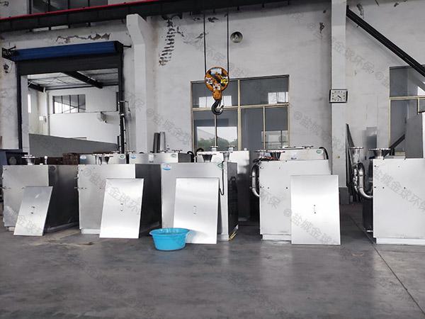 庭院智能污水提升器设备额定功率