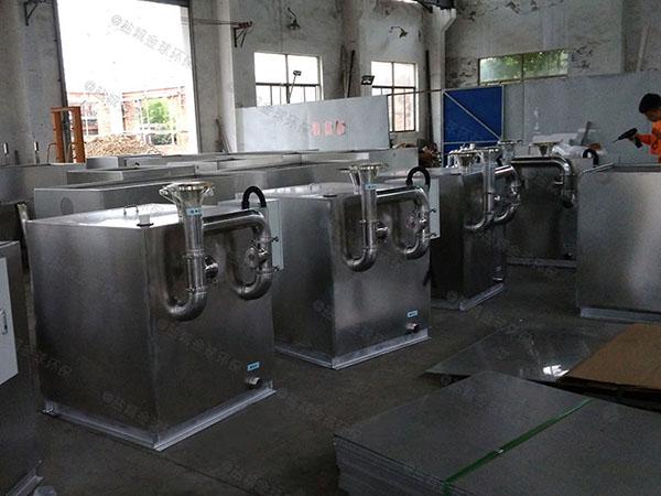 小区地下室密闭式自动排渣污水提升装置代理