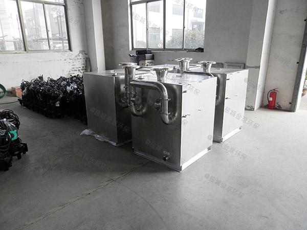 马桶地漏外置泵反冲洗型污水提升器装置故障