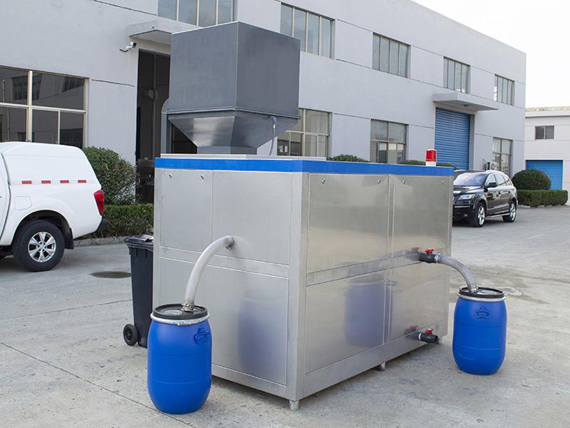 10吨商用餐厨垃圾一体化机品牌厂家