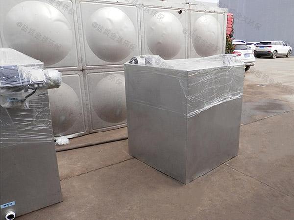 庭院自动污水提升设备传感器