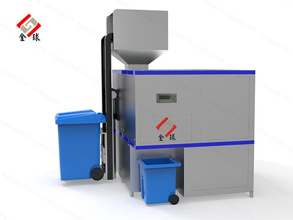 小型商场厨余垃圾减量装置联系方式