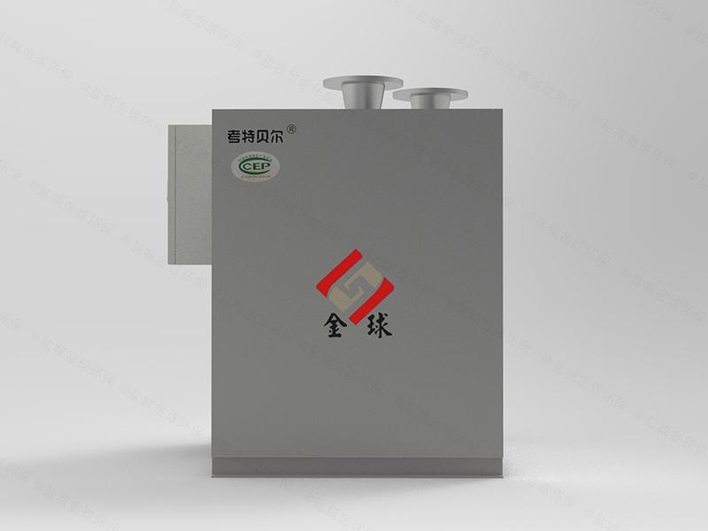别墅专用外置泵反冲洗型污水提升器装置验收清单