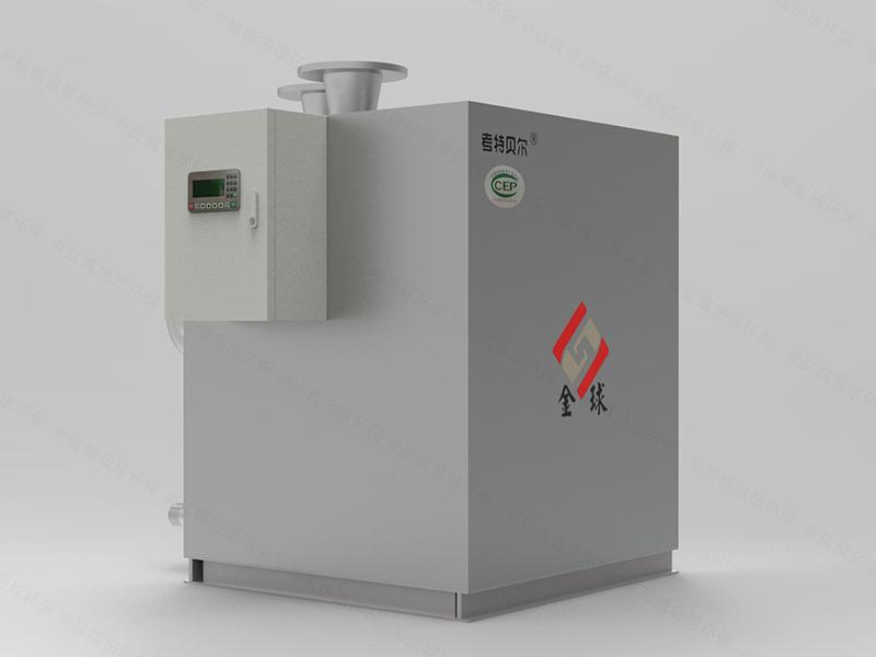 家庭用自动污水提升装置下水井