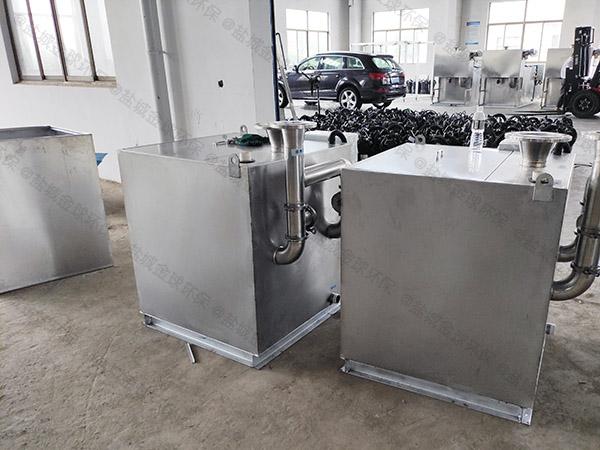 车间外置双泵污水提升设备故障原因