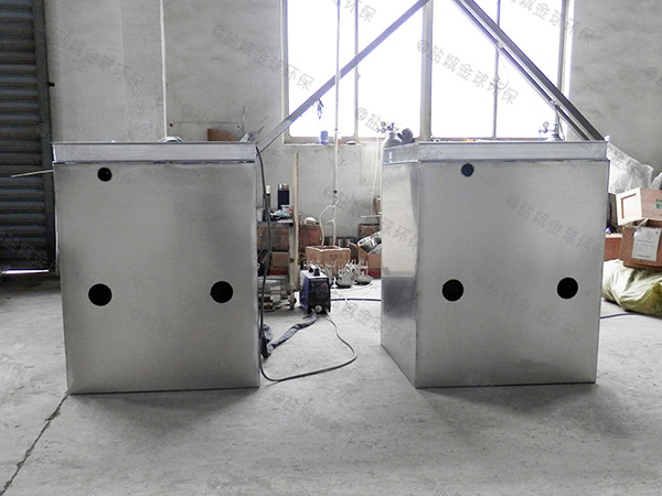 马桶高温污水提升处理器故障分析和维修
